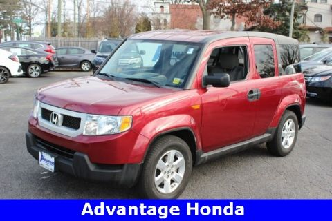 Pre-Owned 2011 Honda Element EX