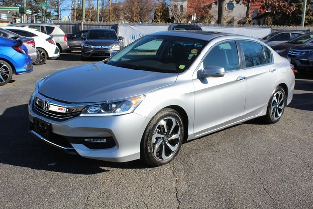 Pre-Owned 2016 Honda Accord EX